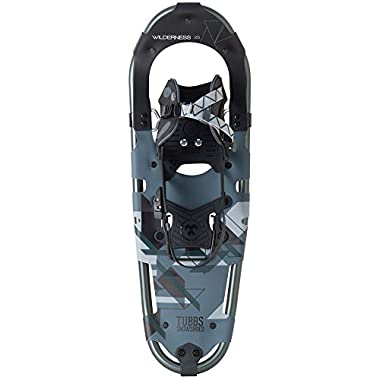 Tubbs Snowshoes Wilderness Women's Snow Shoes, 30  - Black/Gray