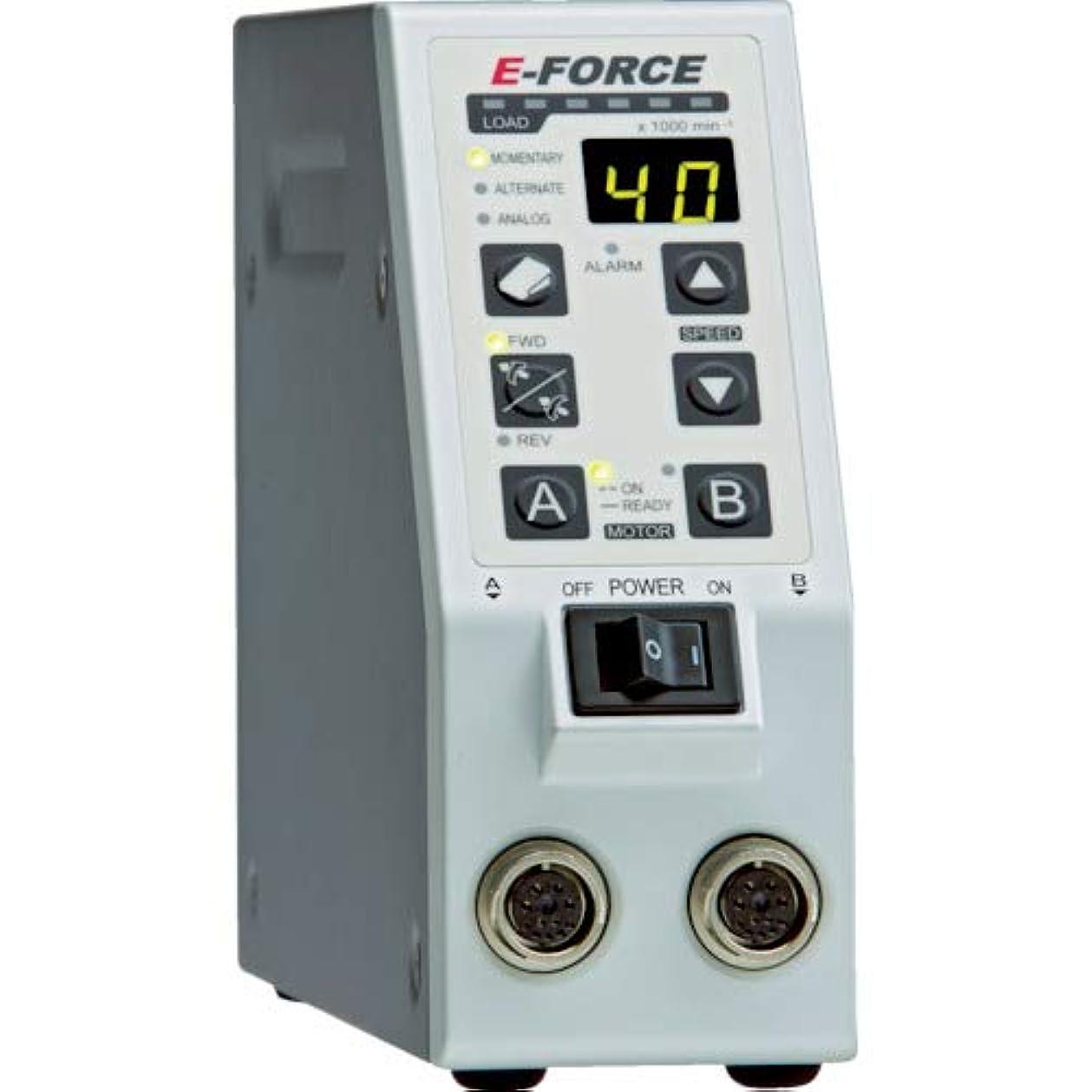悪い乳白フィクション永興電機工業(E-Force) マイクログラインダ用コントローラ DCR01