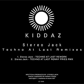 Techno At Last Remixes