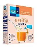 Kölln | Muesli 100% Avena Integral | Copos de Avena Solubles | 200 g