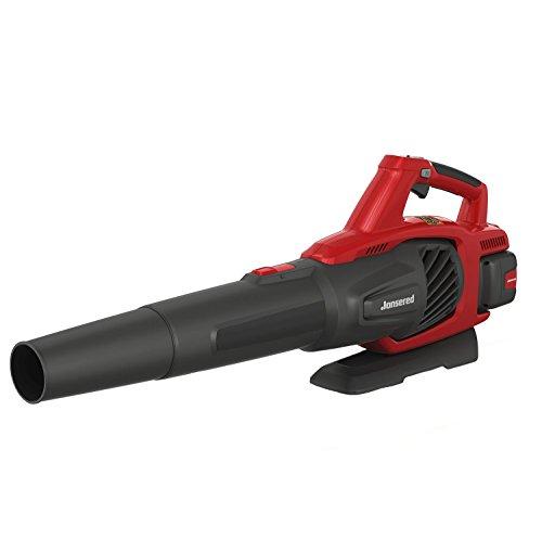 Jonsered B750i, 58-Volt Cordless 750 CFM 140 MPH Handheld Leaf Blower (Battery Included)