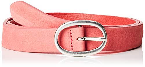 ESPRIT Accessoires 019ea1s004 Cintura, Rosso (Coral Red 640), 6 (Taglia Produttore: 90) Donna