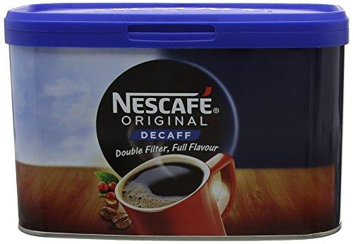Nescaf? Original Decaffeinated Instant Coffee Tin 500G