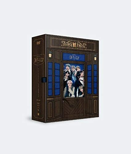 Bighit Ent BTS Bangtan Boys - BTS 5th Muster Magic Shop DVD+Extra Photocards