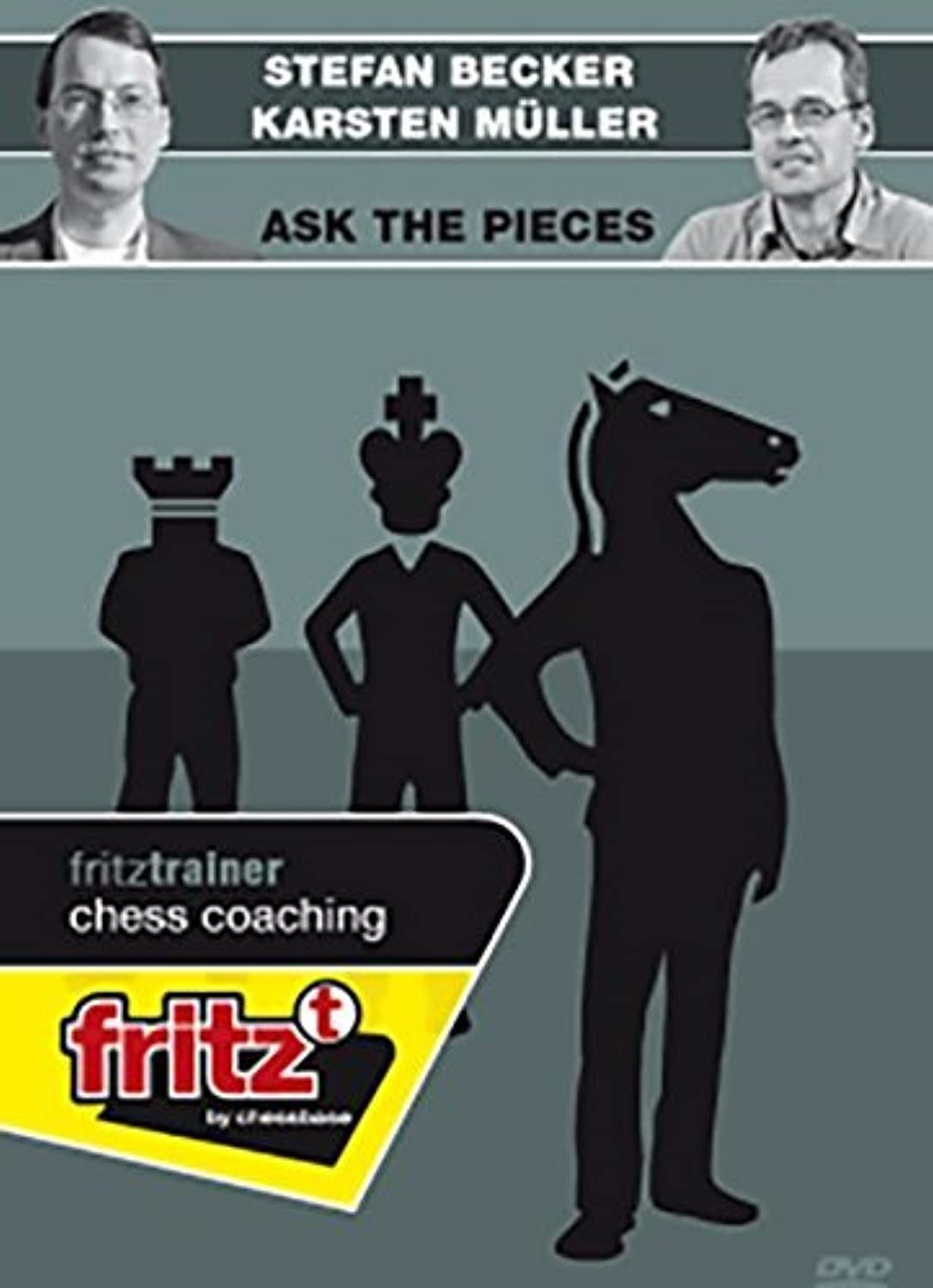 Ask the Pieces - Stefan Becker & Karsten Muller by  The House of Staunton, Inc.