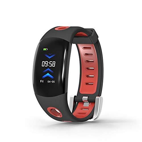 SJUTALR Relojes Deportivos Reloj Inteligente IP68 Monitor de sueño de frecuencia cardíaca Impermeable para iOS Android Fitness traker Pulsera Inteligente