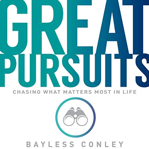 Great Pursuits cover art