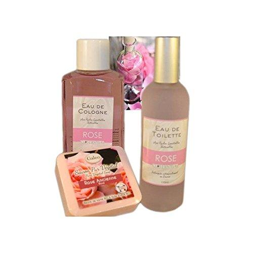 Coffret Parfum ROSE