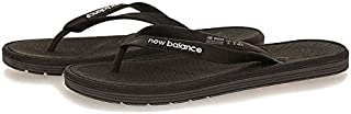 New Balance M6076BK Sandals for Men 41.5 EU (Black M6076_Negro)