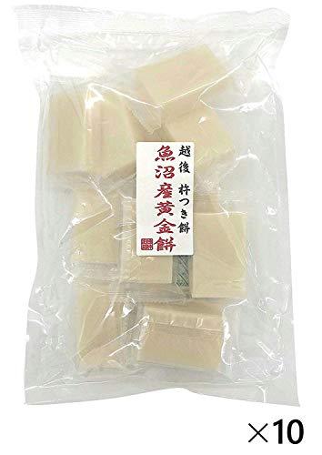 魚沼黄金もち (切り餅) 600g×10袋セット 業務用 個包装 田中米穀