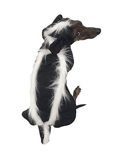 Midlee Skunk Dog Costume (Small)
