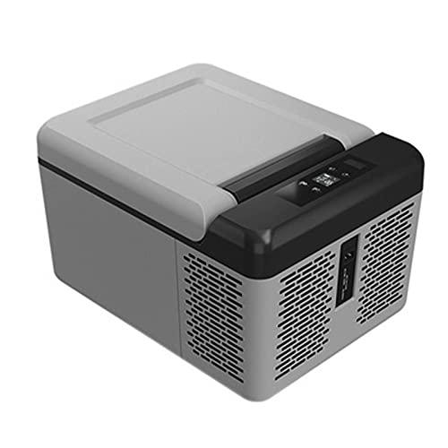 DSBN Refrigerador RV, Frigorífico de camión de Yates, refrigerador RV rápido, refrigerador Compacto 12L, Fuente de alimentación de Voltaje de 12V / 24V