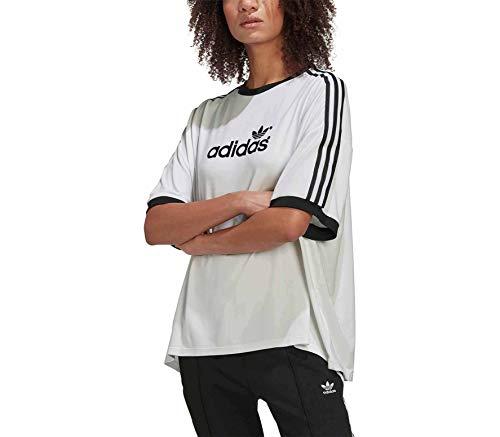 adidas Originals Adicolor 70s 3-Stripes - Camiseta para mujer 40