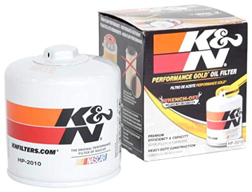 K&N Premium Oil Filter: Protects your Engine: Compatible with Select CHEVROLET/DODGE/FORD/LINCOLN...