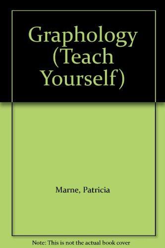 Teach Yourself Graphology (Teach Yourself)