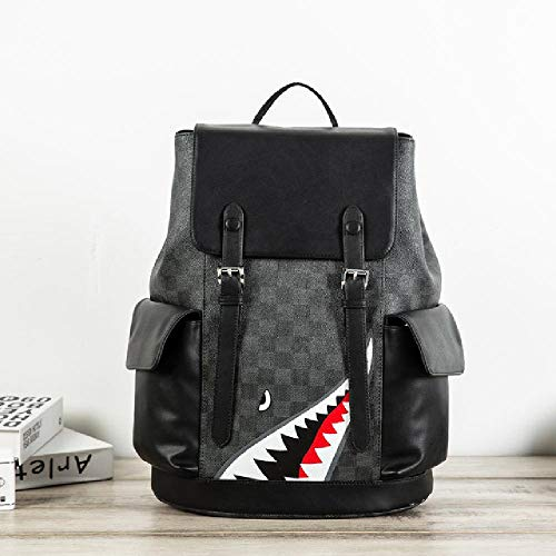 FBFG FBFGMulti-Pocket Backpack Large Capacity Casual Travel Backpack Student Bag Outdoor Waterproof Laptop Mochila Fashion 2020 Dropship