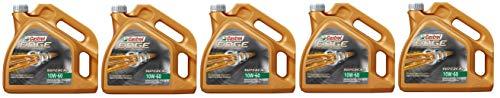 Castrol EDGE TITANIUM FST 10W-60 Supercar Synthetische Motorolie, 20 liter