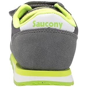 Saucony Originals Women's Jazz Low Pro Sneaker,Grey/White,7.5 M US