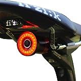 Heerda Fahrrad Rücklicht XLite100 Intelligente USB...
