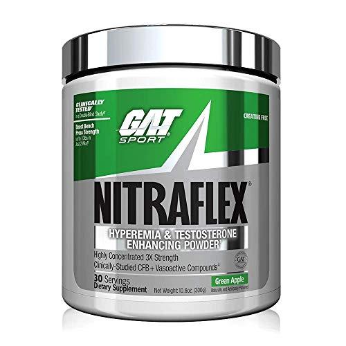Gat Nitraflex - 30 Servings (Green Apple)