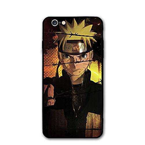 iPhone 6 Hülle 6s Hülle 4,7', japanische Anime Hülle Kunststoff Softcover für iPhone 6 / 6s (Naruto)