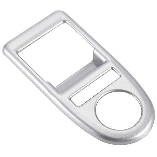 KIMISS - Interruptor de ventanilla con revestimiento de botones para elevalunas de coche