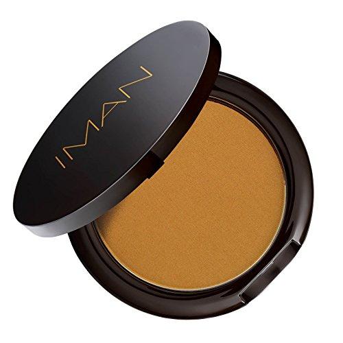 IMAN Cosmetics Second to None Luminous Foundation, Medium Skin, Clay 2