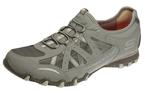 Skechers Sport - Zapatillas deportivas para mujer, Beige, 8.5