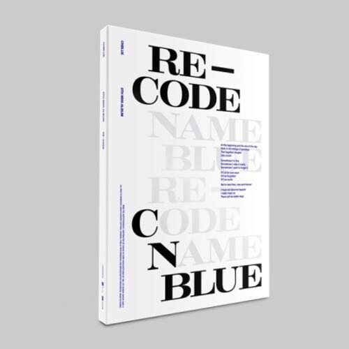 Re-Code (Special Edition) (incl. 88pg Booklet, Postcard, Bookmark + 2pc Photocard)