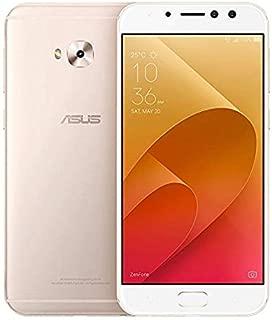 (Renewed) Asus Zenfone 4 Selfie Pro ZD552KL (Gold, 4GB+64GB)