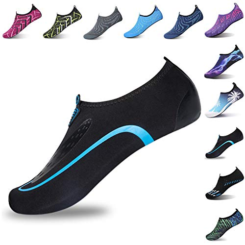 L-RUN Unisex Water Shoes Barefoot Yoga Shoes