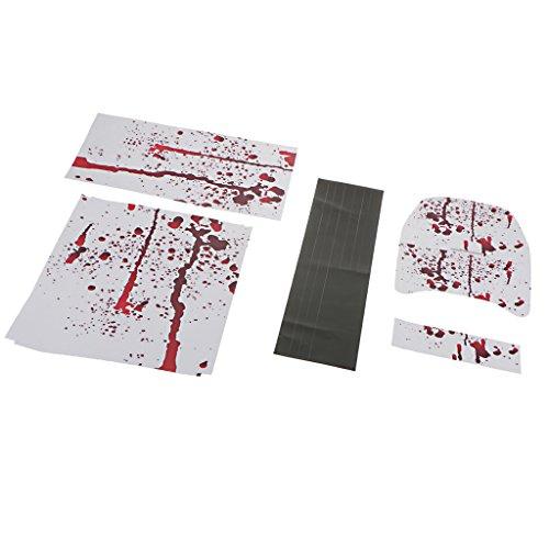 Preisvergleich Produktbild Vinyl Skin PVC Aufkleber Schutz Sticker für Xbox One S Konsole Controller 0192