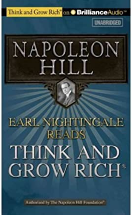 [(Earl Nightingale Reads Think and Grow Rich)] [Author: Napoleon Hill] published on (July, 2011)