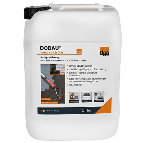 DOBAU®- Voranstrich Duo 1kg - Haftgrundierung auf Bitumenemulsionsbasis mit DOBAU®-Duotechnologie