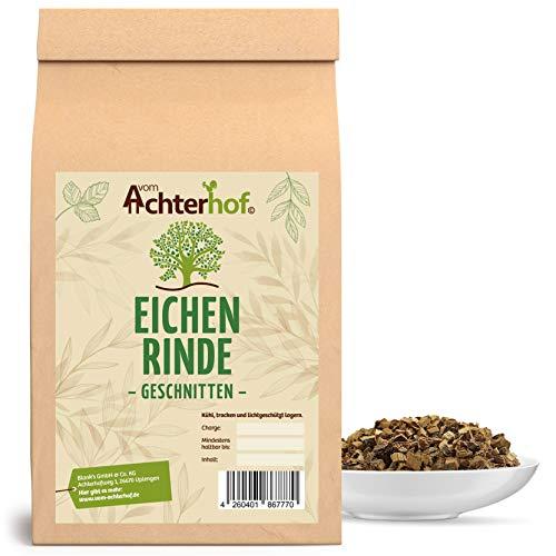 1 kg Eichenrinde geschnitten Eichenrindentee Kräutertee vom-Achterhof