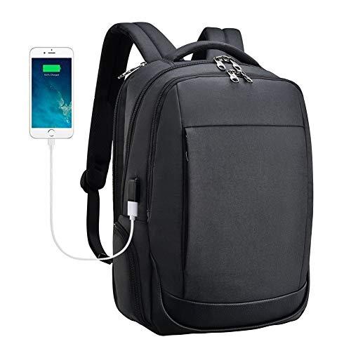 Nwn メンズラップトップバックパック多機能USB充電バックパックバッグ