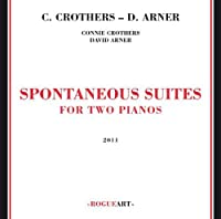 Spontaneous Suites for Two Pianos