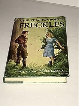 Rare 1916 - FRECKLES by Gene Stratton-Porter ~ Grosset & Dunlap