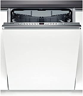 Bosch SMV68N60EU lavavajilla - Lavavajillas (Totalmente integrado, Acero inoxidable, Color blanco, Botones, 44 Db, A, 70 °C)