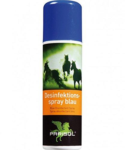 Parisol Desinfektions-Spray blau  -  Gegen Bakterien, Viren und Pilze