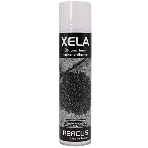 ABACUS XELA 400 ml - Ölfleckenentferner & Teerfleckenentferner