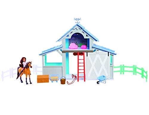 Spirit Riding Free Barn Playset, retail_packaging