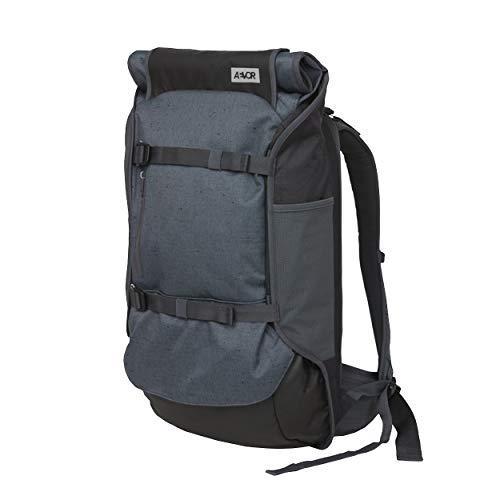 AEVOR Travel Pack - Handgepäck Rucksack, erweiterbar, ergonomisch, Rolltop System -...