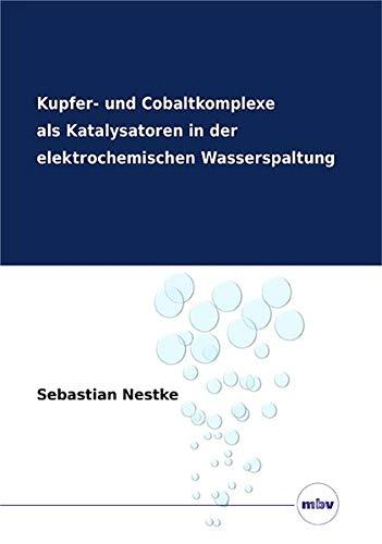 Kupfer- und Cobaltkomplexe als Katalysatoren in der elektrochemischen Wasserspaltung