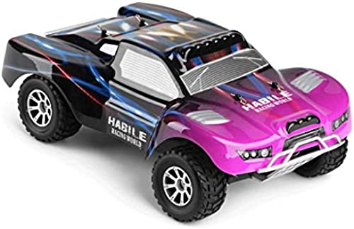 RC Auto 2.4GHZ 1 18 Skala 4WD Ferngesteuertes Auto Off-Road Auto High Speed Racing Car
