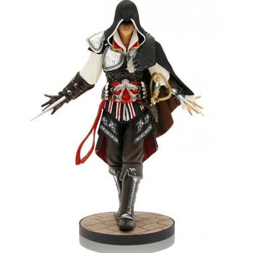 Ubisoft Figurine Assassin S Creed Ii Ezio Auditore Noir 3307215746479 Buy Online In Congo Ubisoft Products In Congo See Prices Reviews And Free Delivery Over 40 000 Fc Desertcart