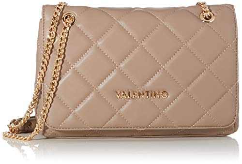 Mario Valentino Valentino by Ocarina, Esquel. para Mujer, Beige (Taupe), 9x17x25.5 centimeters (B x H x T)