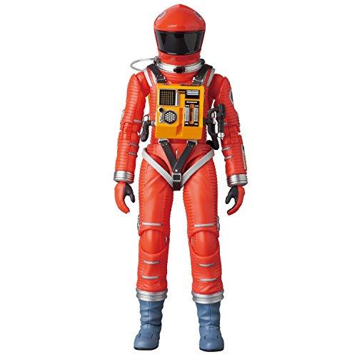 MAFEX マフェックス SPACE SUIT ORANGE Ver. 『2001: a sapce odyssey』 ノンスケール ABS&ATBC-PVC塗装済み アクションフィギュア
