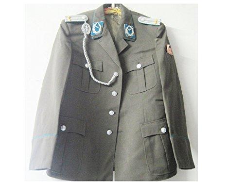 NVA Uniform- Jacke Flieger Offizier Pilot Luftwaffe Effekten Gr. 48-52