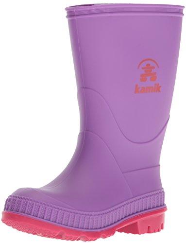 Kamik Mädchen Stomp Gummistiefel, Purple (PUR), 25 EU